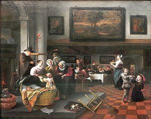 Peeckelhaeringh - Image: Jan Steen (7)