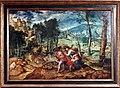 Jan van amstel, cristo e i pellegrini di emmaus, 1540 ca.jpg