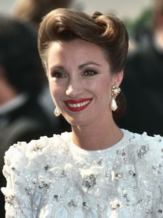 Jane Seymour (actress) - Seymour at the Emmy Awards, 1988