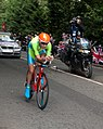 Janez Brajkovič at 2012 Summer Olympics – Mens time trial.jpg