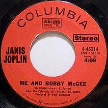 Janis Joplin: Me And Bobby McGee