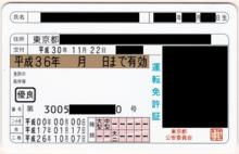 af2a461f27fdd 平成の終焉を2019年(平成31年)4月30日とする政令が公布された2017年(平成29年)12月13日以降に交付された免許証でも、2019年5月1日以降の有効期限も「平成○○年」  ...