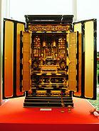 Japanese Buddhist altar 001