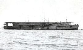 Japanese aircraft carrier Taiyō cropped.JPG