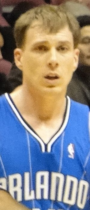 Jason Williams (basketball, born 1975) - Williams came out of retirement to play with the Orlando Magic in 2009