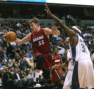 Jason Williams (basketball, born 1975) - Williams with the Heat in 2006.