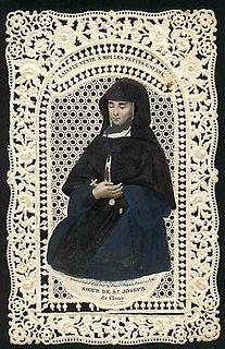 Anne-Marie Javouhey 19th century French nun