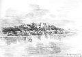 Jeanne-Bricou de Vietinghoff drawing Borgholm castle wiki.jpg