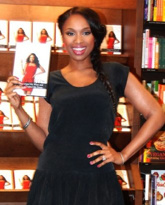 Jennifer Hudson - Hudson at Barnes & Noble in Skokie, Illinois, on January 17, 2012