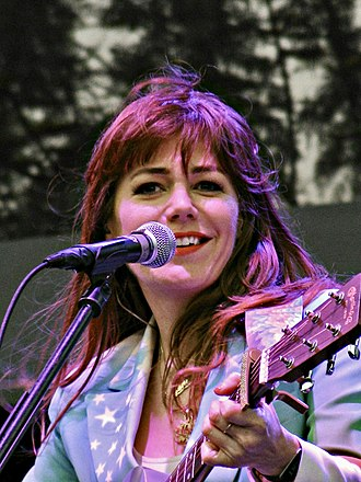 Jenny Lewis - Lewis performing in 2014