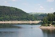 Jezioro Pilchowickie widziane z zapory wodnej (3).JPG