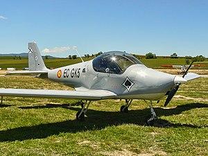 Aerosport (air show) - Image: Jihlavan Skyleader 200 EC GK5 (8858203504)