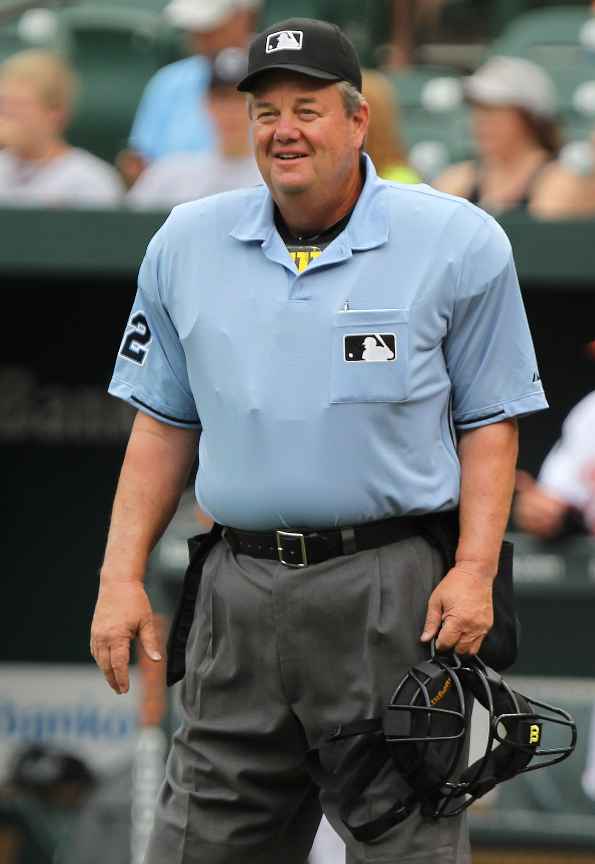 3ef5d464e66 Joe West (umpire) - Wikipedia