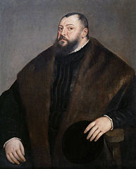 Kurfürst Johann Friedrich von Sachsen