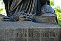 Johann Martin Fischer, Namenszug an der Skulptur DIE TREUE DER ÖSTERR. NATION.jpg