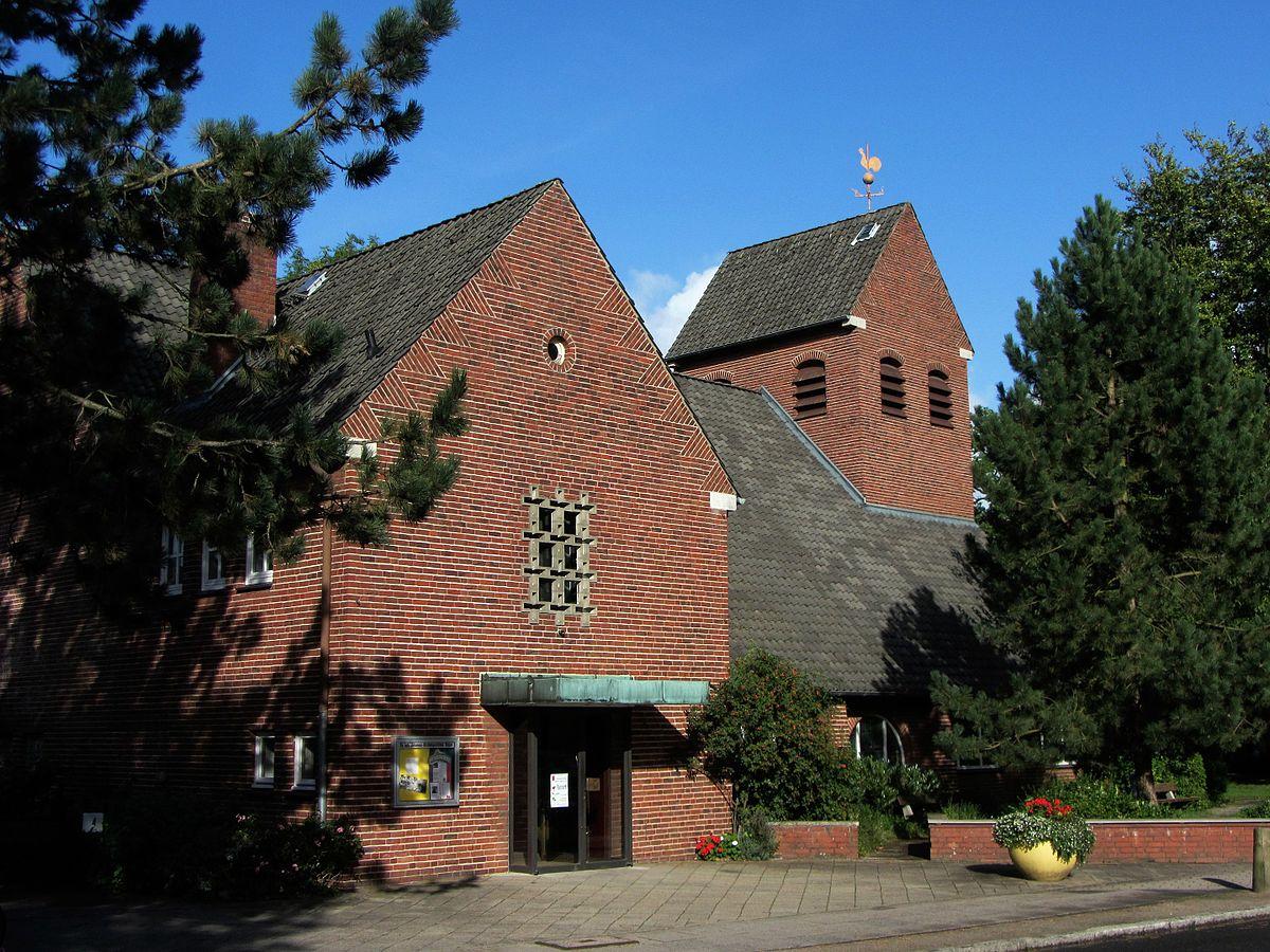 Johanneskirche Rissen
