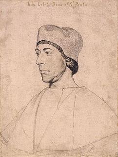 John Colet English priest