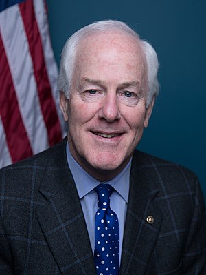 United States Senate election in Texas, 2014 - Image: John Cornyn official senate portrait