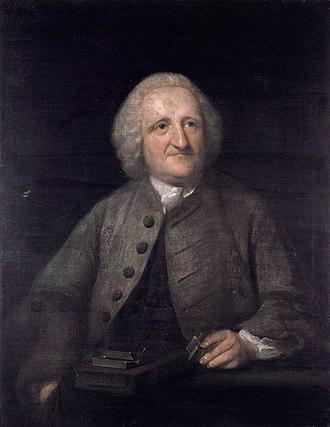 John Dollond - Image: John Dollond, by Benjamin Wilson