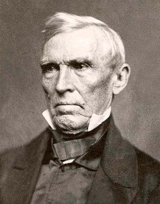 John J. Crittenden - Image: John Jordan Crittenden Brady 1855