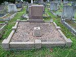 John Lawrance Powell RAFVR grave Southgate Cemetery.jpg