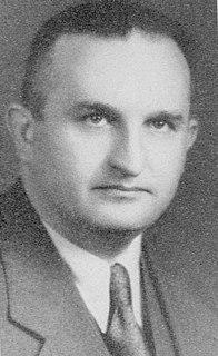 John M. Coffee American politician