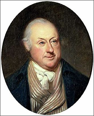 John Page (Virginia politician) - Image: John Page Rosewell Gloucester County Virginia