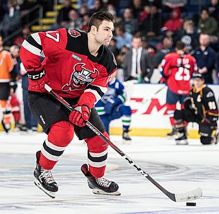 John Quenneville Canadian ice hockey player