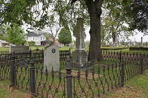 John T. Mills - John T. Mills Grave, Marshall, Texas