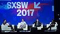 Jon Favreau, Tommy Vietor, Jon Lovett & Kara Swisher @ SXSW 2017 (33163210070).jpg