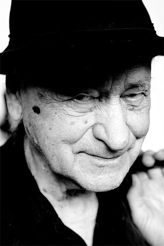 Experimental film - Lithuanian artist Jonas Mekas, regarded as godfather of American avant-garde cinema