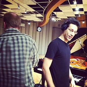 Jonathan Biss - Jonathan Biss at NPR studios in Washington, D.C.