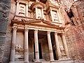 Jordan, Petra, (The Treasury of the Pharaoh -detail 11); DSCN1176.jpg