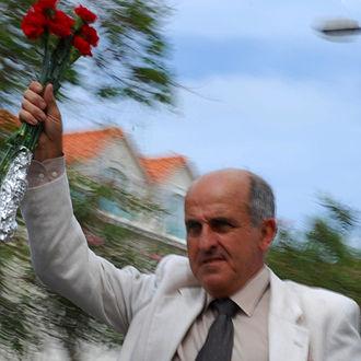 2011 Portuguese presidential election - Image: José Manuel Coelho square