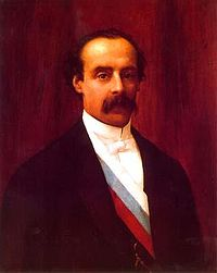 José Manuel Balmaceda, the president of the civil war
