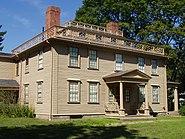 Josiah Quincy House, Quincy, Massachusetts
