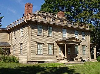Josiah Quincy House - The Josiah Quincy House, Quincy, Massachusetts