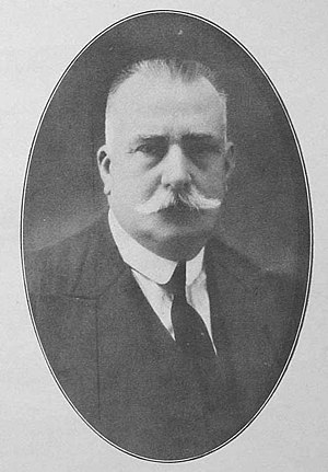 Asociación Amateurs de Football - Juan Mignaburu, first president of the AAF.