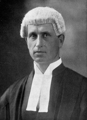 Thomas McCawley - Judge Thomas McCawley