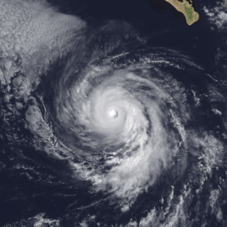 Hurricane Juliette (1995) Category 4 Pacific hurricane in 1995