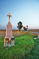 Kříž na rozcestí silnic do Lipovce, Kulířova, Krásenska a na Kojál, okres Blansko.jpg