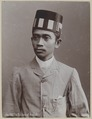 KITLV - 7249 - Lambert & Co., G.R. - Singapore - The Sultan of Kedah - circa 1890.tif