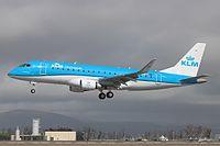PH-EXJ - E75S - KLM
