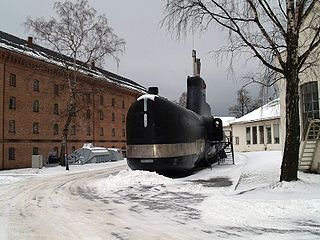 <i>Kobben</i>-class submarine