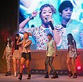 KOCIS Group f(x) performs to celebrate the 40th anniversary of the KOCIS (6557949371).jpg
