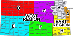 KS - Highway Patrol Troop Map.png
