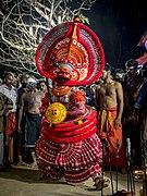 Kaaranavar Theyyam.jpg