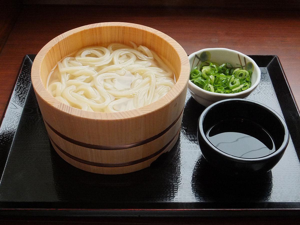 Kamaage udon, at Marugame Seimen (2013.06.01).jpg