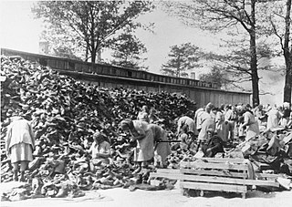Kanada warehouses, Auschwitz