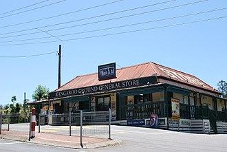 Kangaroo Ground, Victoria - General store